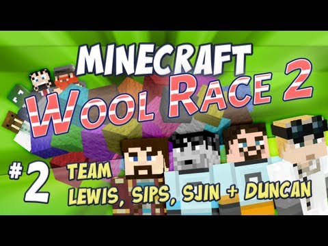 Race for the Wool - Episode 2 - Just Dig Down
