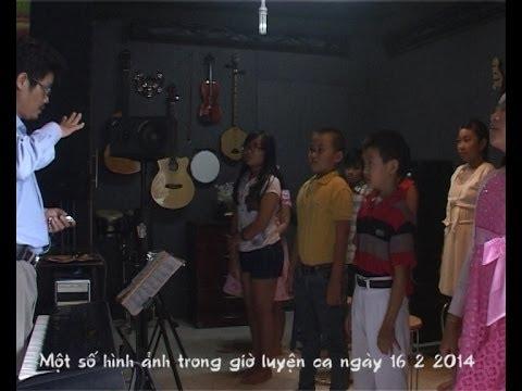 Buổi luyện ca, học thanh nhạc ngày 16-2-04 nhạc sỹ Song Thi
