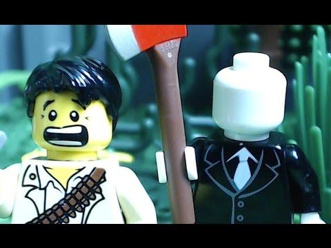 Lego Slender Man  The Of Slender Man Phim Hay Em Gai Mup Vai