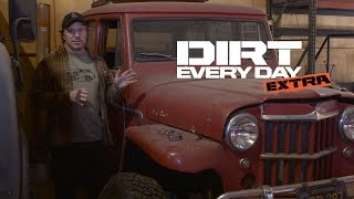 Willys Wagon Preview - Dirt Every Day Extra. MotorTrend.