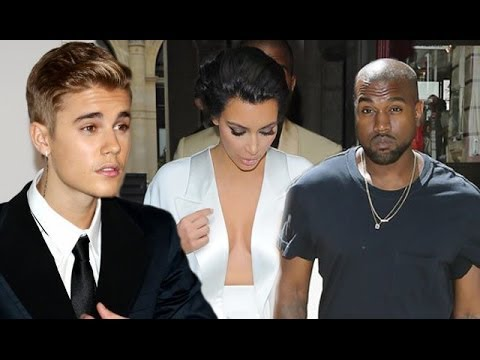 Kim & Kanye Wedding Snubs Justin Bieber & More