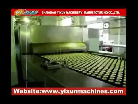 TUNNEL OVEN, GAS TUNNEL OVEN, BAKING OVEN, BAKING EQUIPMENTS SHANGHAI YIXUN MACHINERY MANUFACTURING
