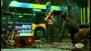 The Transporter Oil Fight Scene.mpg
