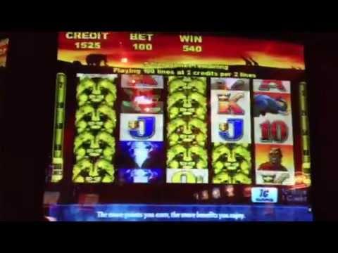 free 100 lions slot machine