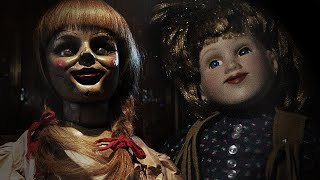 ANNABELLE DOLL IN REAL LIFE (The Conjuring Movie PARODY