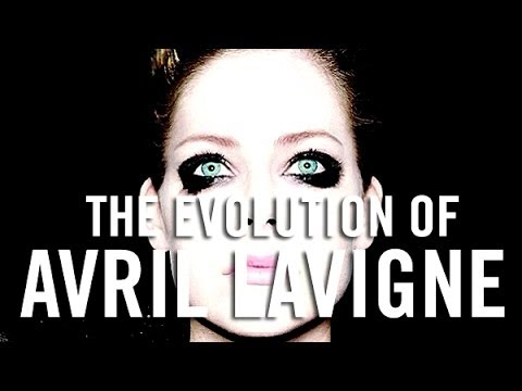 The Career Evolution Of Avril Lavigne