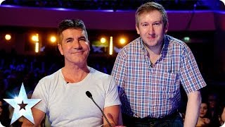 Simon Cowell's Singing Namesake Does Diana Ross Britain