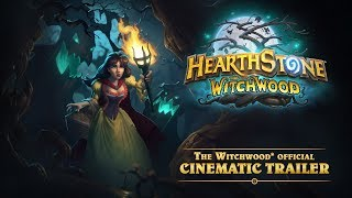 Hearthstone - The Witchwood Trailer