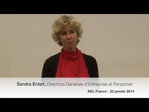 Sandra Enlart -  Apprendre à l'ère des réseaux sociaux