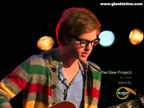 cameron mitchell love can wait -audition the glee project