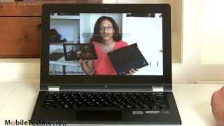 Lenovo IdeaPad Yoga 11S İnceleme - İngilce