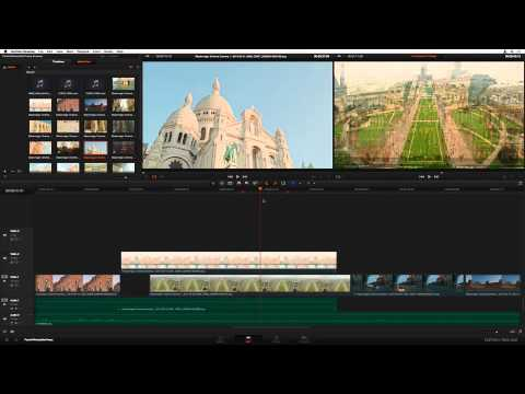 DaVinci Resolve 11: Room for Another NLE?