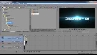 Como Fazer Uma Intro No Sony Vegas Pro 12 HD Completo