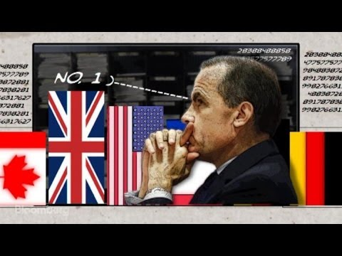 Mark Carney at the Bank of England: One Year Down