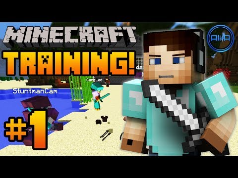 "Minecraft - Ali-A's Adventure #68! - ""HOW TO TAME A CAT!"""