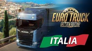 Euro Truck Simulator 2 - Italia DLC Trailer