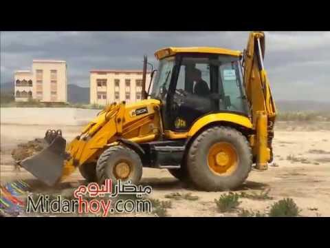 الأعمال المنجزة من جمعية شباب كدية الذيب للتنمية والتضامن بمقبرة المغفرة