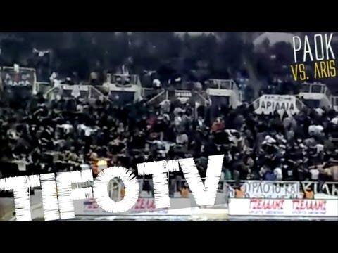 PAOK vs. ARIS .. Basketball Derby Game