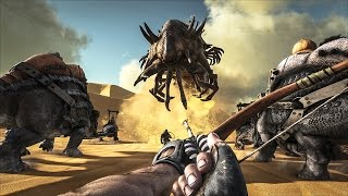 ARK: Survival Evolved - Scorched Earth DLC Megjelenés Trailer