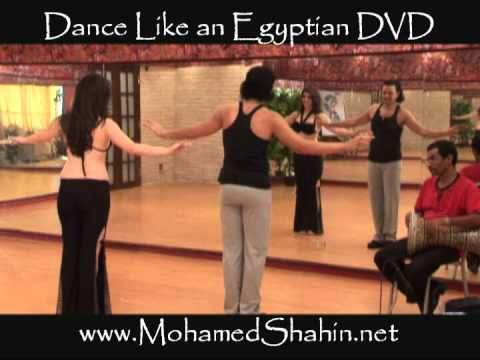 """Dance Like an Egyptian"" instructional DVD by Mohamed Shahin!!!!"