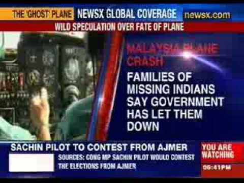 Malaysia Airlines: Chandrika Sharma's family says India's efforts disappointing