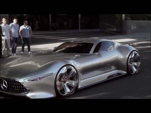 Making of the Mercedes-Benz AMG Vision Gran Turismo