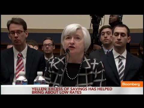 Yellen: Weak Economy Calls for Low Interest Rates
