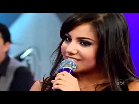 Gabriela Rocha -Programa Raul Gil-Aleluia (Hallelujah)