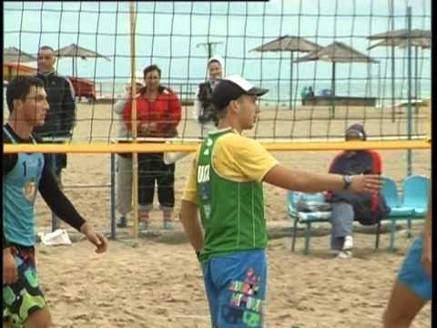 Чемпионат украины по пляжному