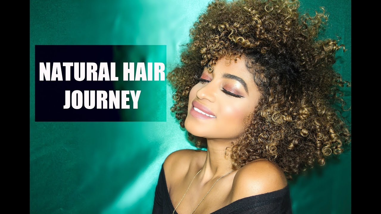 how to begin natural hair journey