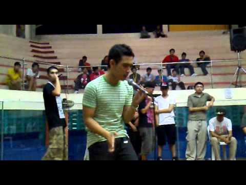 Fliptop Sabong Sumulong - Wasakan LIVE *Acapella* - HARLEM BALIW, JUAN TAMAD, SHEHYEE