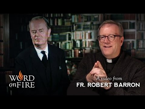 Fr. Barron comments on Heroic Materialism