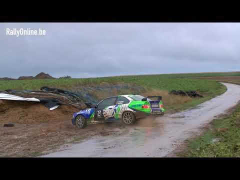 Off road Yannick Peigneur @ Rallye Jean-Louis Dumont 2018