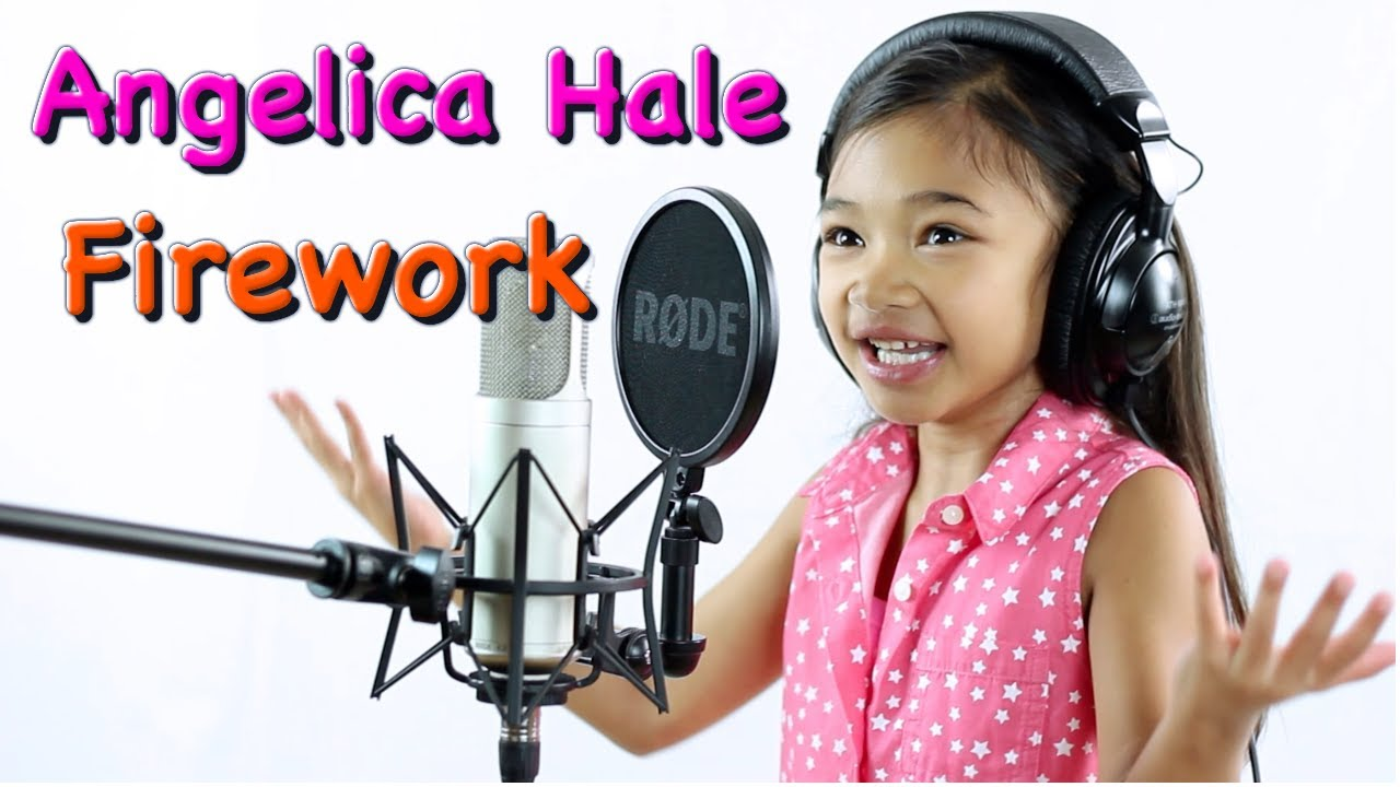 Katy Perry Firework Cover by Angelica Hale (6 years old ...