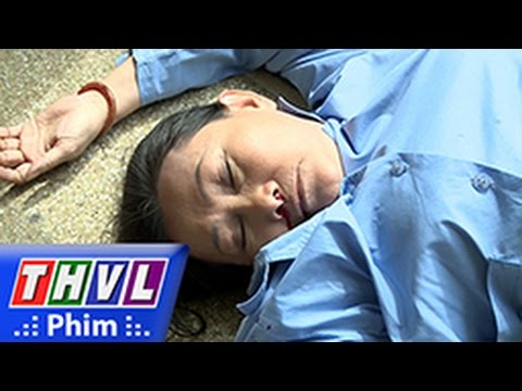 THVL | Song sinh bí ẩn - Tập 25[6]: Nguyệt đẩy Bà Hoa xuống cầu thang