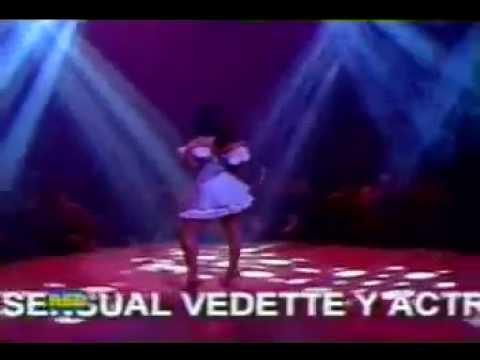 Licenciada Tetarelli Noelia Arias Baile Sensual Programa Vamos Chile De La Red