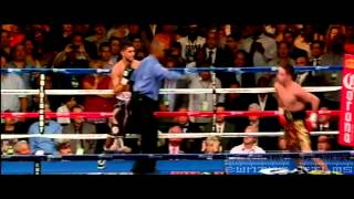 Danny Garcia Amir Khan Knockout Video (HD)
