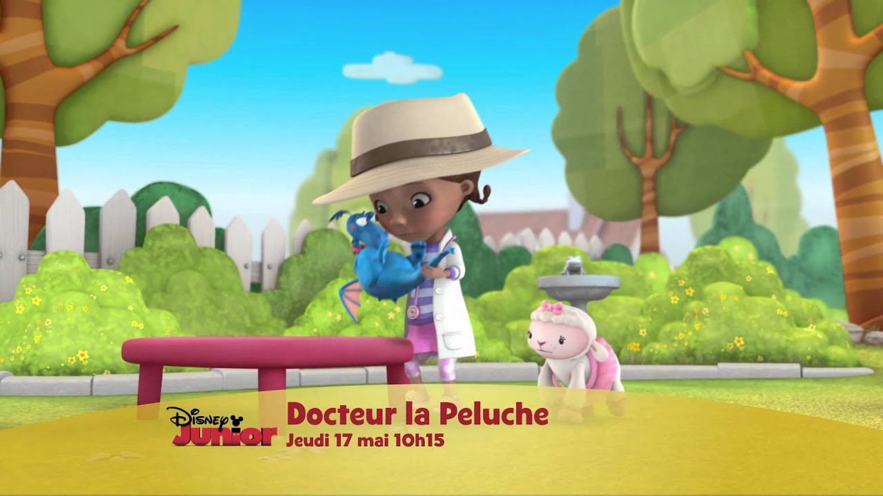 Disney junior avant premi re docteur la peluche jeudi 17 mai 10h15 youtube - Disney docteur la peluche ...