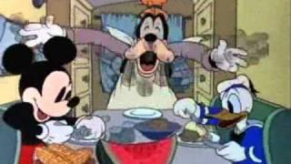 Disney Topolino E La Roulotte, Doppiaggio Italiano Di