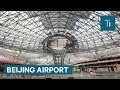 China is building a mega airport in Beijing that will open in 2019