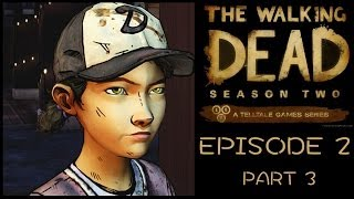 MD Plays Walking Dead S2 EP2: Don't Make Me Choose! (3/3)