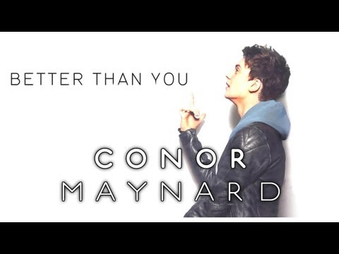 Conor Maynard feat. Rita Ora - Better Than You