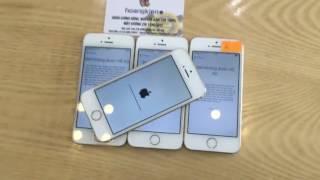 Tại sao iPhone quốc tế sau khi restore biến thành iPhone Lock
