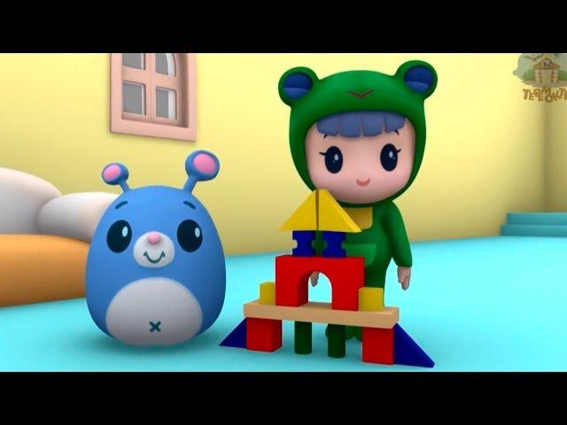 Развивающие мультфильмы для детей 1 2