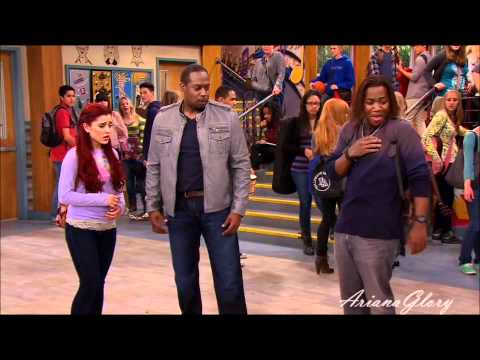 Victorious - Tori Goes Platinum - Cat's Bibble, Cat has a bibble problem