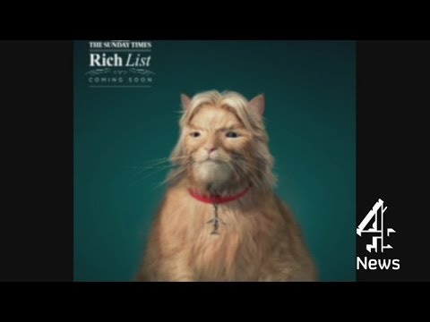Billionaire Britain: the new super rich