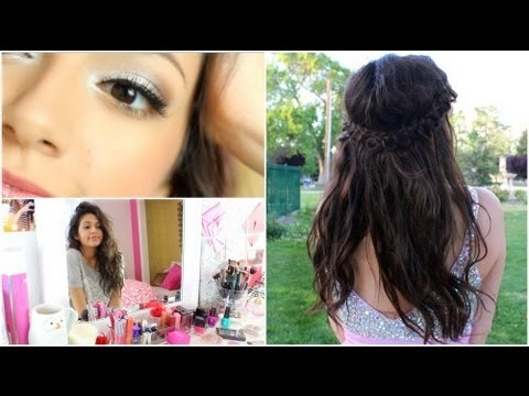 Getting Prom Ready: Makeup, Hair, + My dress!, Thanks for watching! lubb you ;) xoxo, Beth Here's my links! So we can chat all day err day..hehe :) Instagram: Bethanynoelm Keek: BethanyMota Pheed: Bethany...