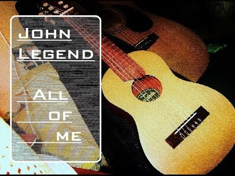 John Legend - All of me (Vocal piano cover | TheNylonTones | w/chords and lyrics)