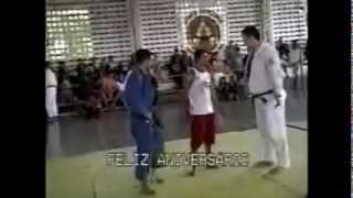 Nunca subestimes a tu adversario - Jiu-Jitsu