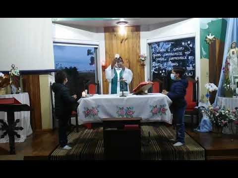 Santa Missa | 29.05.2021 | Sábado | Padre Francisco de Assis | ANSPAZ